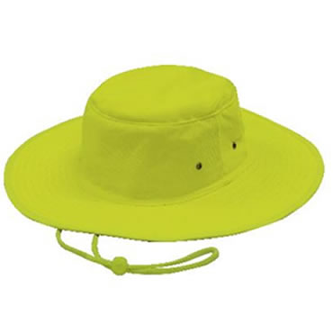 3024 Luminescent Safety Hat With Toggle