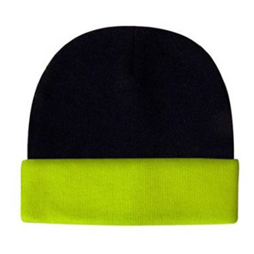 3027 Luminescent Safety Acrylic Beanie