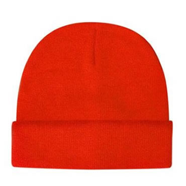 3028 Luminescent Safety Acrylic Beanie