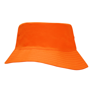 3940 Breathable Poly Twill Childs Bucket Hat [56cm]
