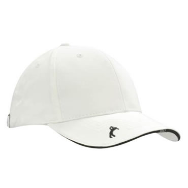 4118 6 Panel Chino Twill Golf cap