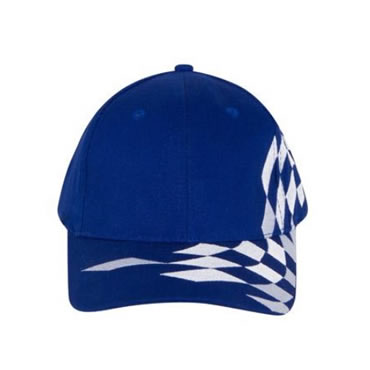 4224 Chequered Flag Cap