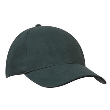 4241 Unstructured Brushed Cotton Cap