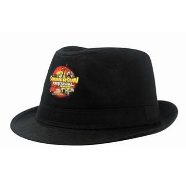 4279 Fedora Cotton Twill Hat 2d104e92d93